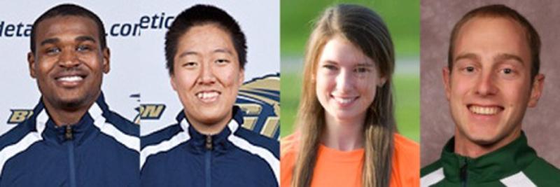 Four Athletes NCAA Bound